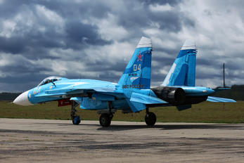 "04 - Russia - Air Force ""Falcons of Russia"" Sukhoi Su-27SM3"