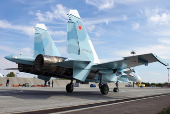 24 - Russia - Air Force Sukhoi Su-30SM