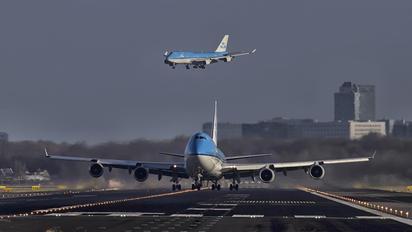 PH-BFK - KLM Boeing 747-400