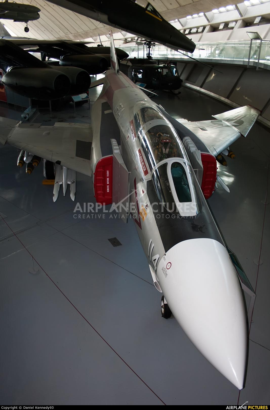 USA - Navy 155529 aircraft at Duxford