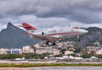 6050 - Brazil - Air Force Hawker Beechcraft 800XP IU-93A