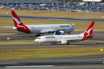 VH-VXP - QANTAS Boeing 737-800
