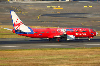 VH-VOM - Virgin Blue Boeing 737-800