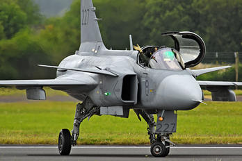 227 - Sweden - Air Force SAAB JAS 39C Gripen