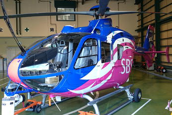 JA06TV - Shizuoka Air Commuter Corporation Eurocopter EC135 (all models)
