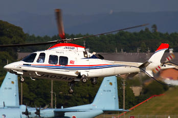 JA03AP - Private Agusta Westland AW109 SP GrandNew
