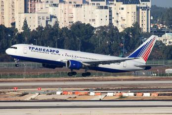 EI-UNE - Transaero Airlines Boeing 767-300ER