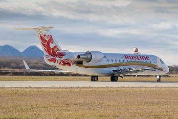VP-BVD - Rusline Canadair CL-600 CRJ-100