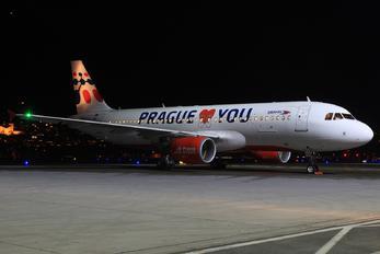 OM-HCA - Travel Service Airbus A320