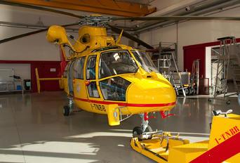 I-TNBB - Italy - Vigili del Fuoco Aerospatiale AS365 Dauphin II