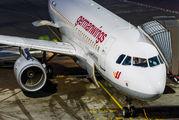 D-AKNI - Germanwings Airbus A319 aircraft