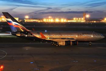 RA-96011 - Aeroflot Ilyushin Il-96