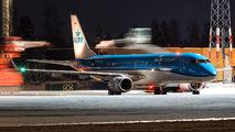 PH-EXD - KLM Cityhopper Embraer ERJ-190 (190-100) aircraft