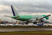 HZ-AK71 - Saudi Arabian Cargo Boeing 777F aircraft