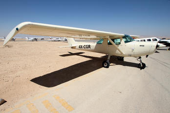 4X-CGR - Private Cessna 152
