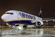 EI-ENJ - Ryanair Boeing 737-800 aircraft