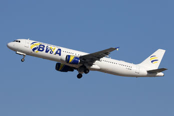 F-GYAN - BWA Bosnian Wand Airlines Airbus A321