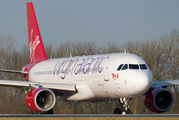 EI-DEI - Virgin Atlantic Airbus A320 aircraft