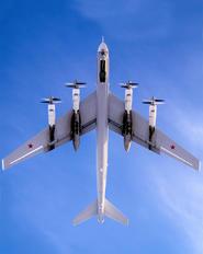 RF-94195 - Russia - Air Force Tupolev Tu-95MS