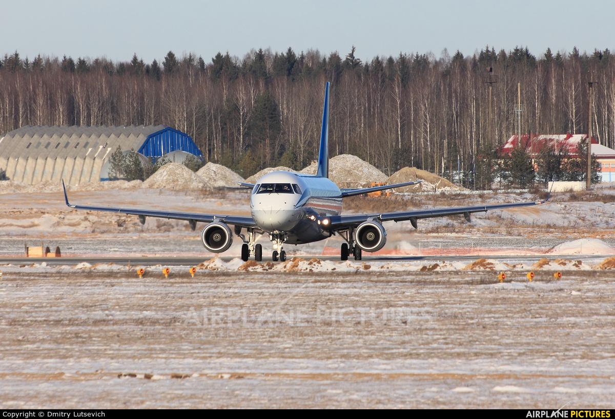 Belavia EW-340PO aircraft at Minsk Intl