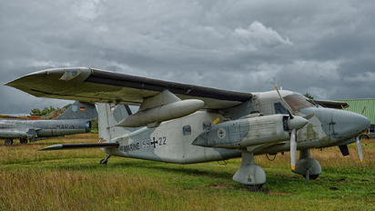 59+22 - Germany - Navy Dornier Do.28 Skyservant