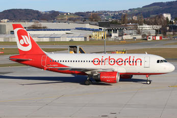 D-ABGO - Air Berlin Airbus A319