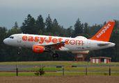 G-EZGC - easyJet Airbus A319 aircraft