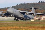 87-0033 - USA - Air Force Lockheed C-5B Galaxy aircraft
