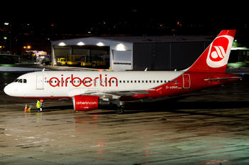 D-ABGO - Air Berlin Airbus A319