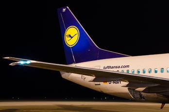 D-ABIY - Lufthansa Boeing 737-500