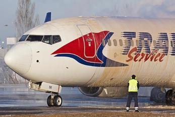 OK-TSE - Travel Service Boeing 737-800