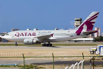 A7-AFE - Qatar Amiri Flight Airbus A310