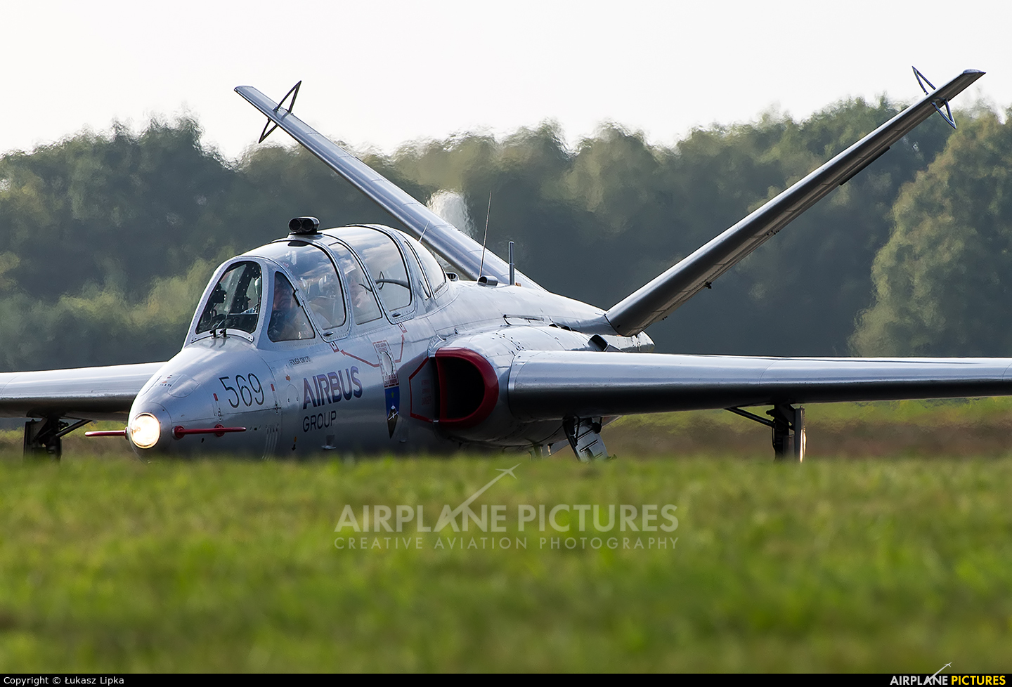 Private F-AZZP aircraft at Kleine Brogel