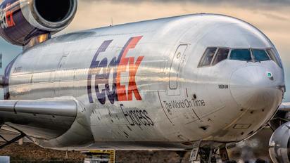 N370FE - FedEx Federal Express McDonnell Douglas MD-10-10F