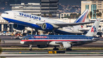 EI-UNV - Transaero Airlines Boeing 777-200ER aircraft