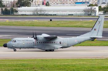 16706 - Portugal - Air Force Casa C-295M