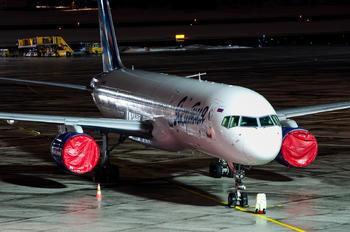 VQ-BMW - Yakutia Airlines Boeing 757-200