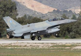 025 - Greece - Hellenic Air Force Lockheed Martin F-16D Fighting Falcon