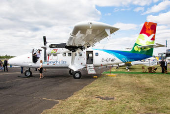C-GFAP - Air Seychelles de Havilland Canada DHC-6 Twin Otter