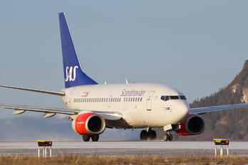 LN-RPA - SAS - Scandinavian Airlines Boeing 737-600
