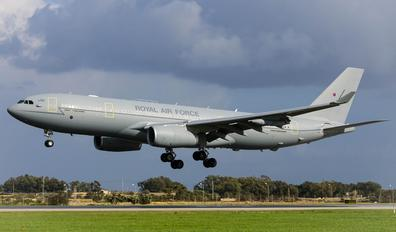 ZZ338 - Royal Air Force Airbus Voyager KC.2