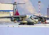 EP-PUS - Pouya Air Ilyushin Il-76 (all models) aircraft