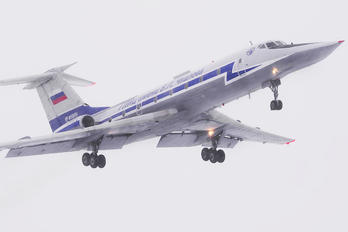 RF-95950 - Russia - Air Force Tupolev Tu-134UBL