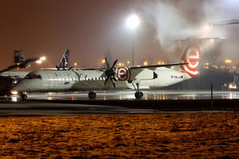 SP-EQL - euroLOT de Havilland Canada DHC-8-400Q / Bombardier Q400