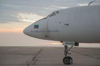RA-65569 - Dagestan Airlines Tupolev Tu-134B