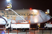 B-LJA - Cathay Pacific Cargo Boeing 747-8F aircraft