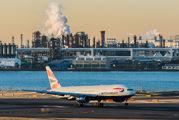 G-YMMI - British Airways Boeing 777-200 aircraft