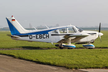 D-EBCH - Private Piper PA-28 Cherokee