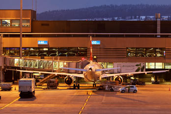 HB-IJH - Swiss Airbus A320