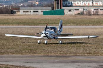 I-TOPG - Private Evektor-Aerotechnik EV-97 Eurostar SL